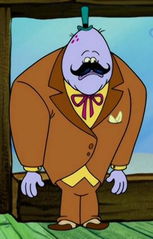 Jack M. Crazyfish