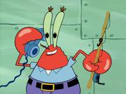 Mr. Krabs in SpongeHenge-11