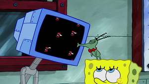 Plankton Gets the Boot 127