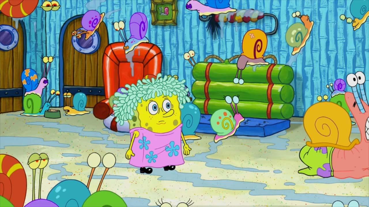 Glove world spongebob full episode