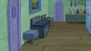 SpongeBob Checks His Snapper Chat 01