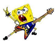 GuitarSpongeBob