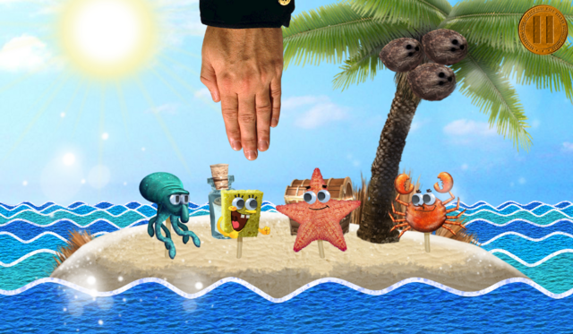 File:Live from Bikini Bottom - Gameplay.png