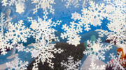 It's a SpongeBob Christmas! - Snowflakes