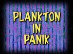 137a. Plankton in Panik