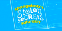SpongeBob's Stolen Secrets Saturday