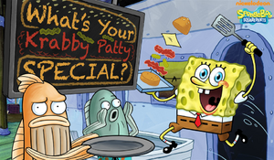 What's Your Krabby Patty Special?