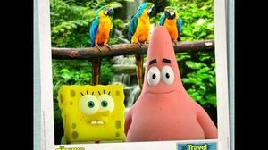 SpongeBob and Patrick Travel the World - BRAZIL (Short) Paramount Pictures International