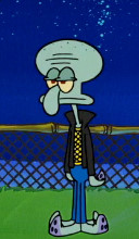 Pods Squidward