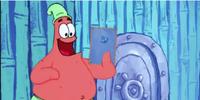 Patrick Star Checks His Instaclam (gallery)