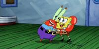 SpongeBob-Mr. Krabs Relationship