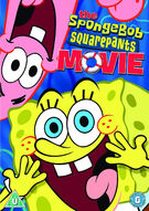 The SpongeBob SquarePants Movie DVD UK cover