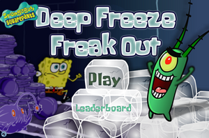 Deep Freeze Freak Out