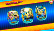 Bikini Bottom Brawlers new mode select