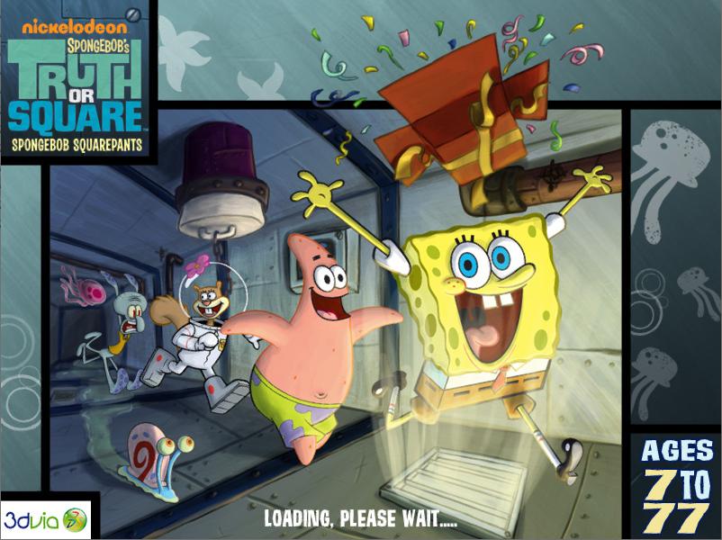 SpongeBobTruthOrSquare feature