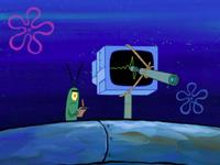 SpongeBob SquarePants Karen the Computer Telescope