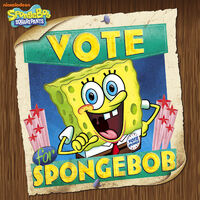 Vote for SpongeBob Kindle Cover