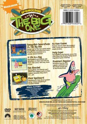 SpongeBob VsTheBigOne r