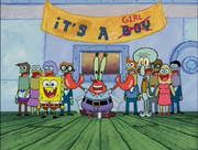 Squidward in Whale of a Birthday-35