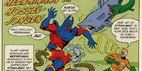 Mermaid Man and Barnacle Boy (Fradon)