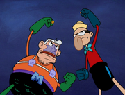 Mermaid Man & Barnacle Boy VI The Motion Picture 005