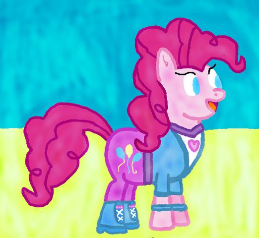 File:Pinkie Pie EG drawing.png