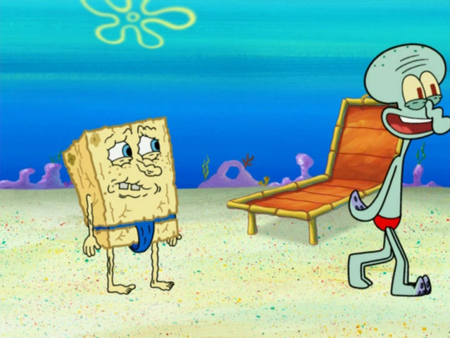 File:Squidward Tentacles in Sun Bleached-15.png