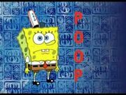 SpongeBob learning the POOP