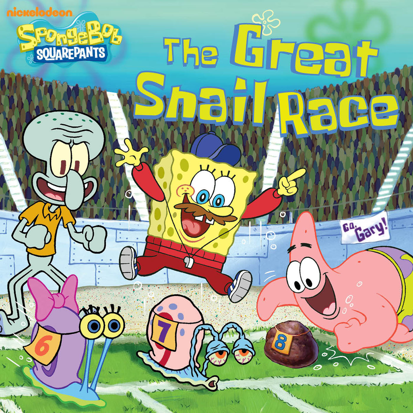 File:The Great Snail Race Kindle Cover.jpg