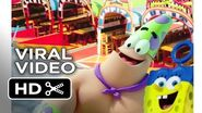 The SpongeBob Movie Sponge Out of Water VIRAL VIDEO - Mexico 1 (2015) - Animated Movie HD