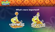 How SpongeBob Are You? - Question 9