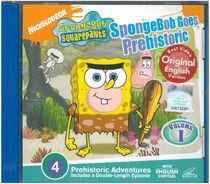 SpongeBob Goes Prehistoric VCD