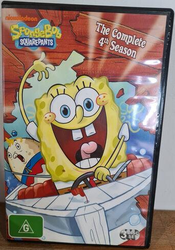 File:SpongeBob The Complete 4th Season Australian DVD.jpg