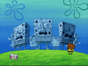 SpongeHenge Location