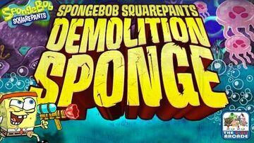 SpongeBob SquarePants Demolition Sponge