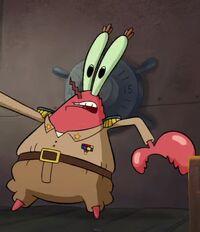 Badged Krabs
