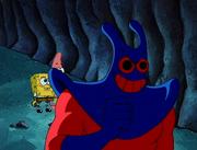 Mermaid Man and Barnacle Boy III 083