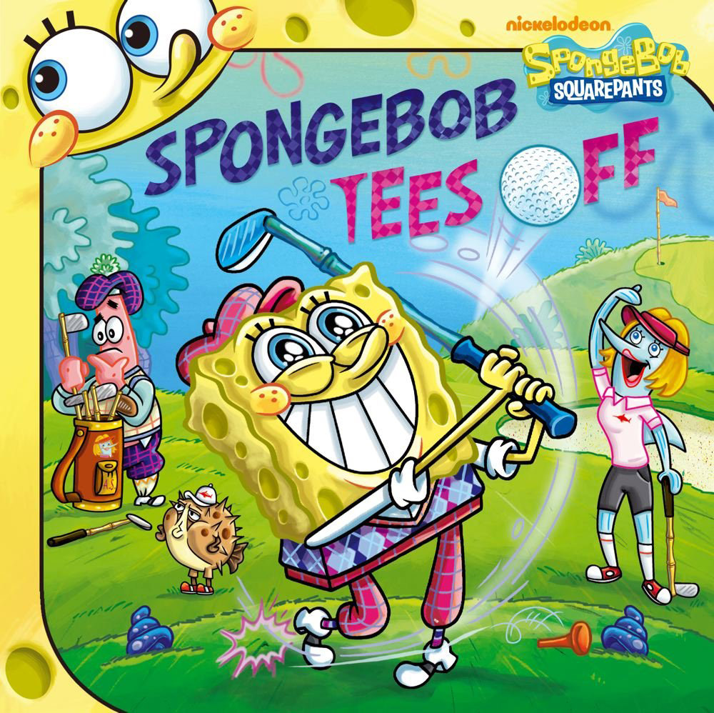 spongebob tees off encyclopedia spongebobia fandom powered by
