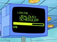 SpongeBob SquarePants Karen the Computer Loading-3