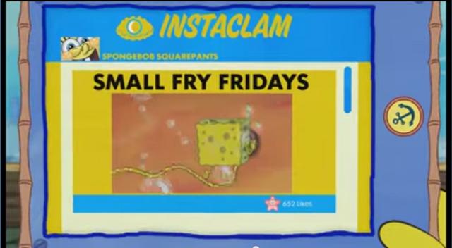 File:SpongeBob Checks His Instaclam 13.png