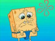 SunBleached Spongebob