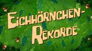 179b. Eichhörnchen Rekorde