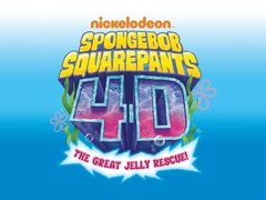SpongeBob 4D - The Great Jelly Rescue