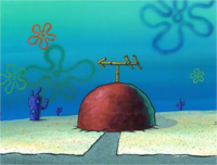 Patrick Star's Rock in Season 2
