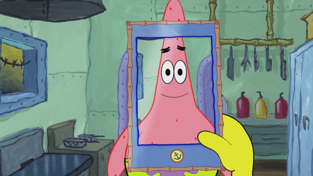 File:SpongeBob Checks His Snapper Chat 54.png