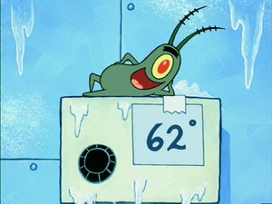 Plankton And Thermostat