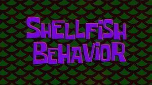 SpongeBob Music Shellfish Behavior