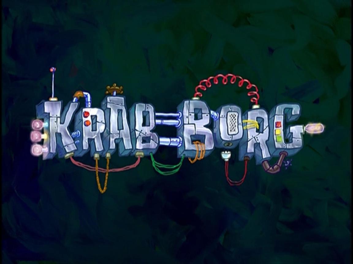 Image result for krab borg