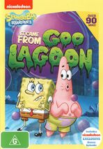 It Came from Goo Lagoon Australian DVD