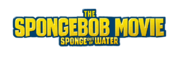 The SpongeBob Movie - Sponge Out of Water alternate logo